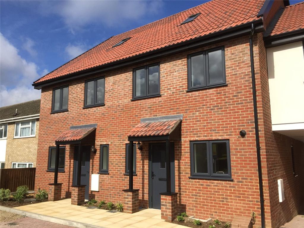 3 Bedrooms End Of Terrace House for sale in Plot 1 Victoria Grove, 119 Plumstead Road, Norwich, NR1