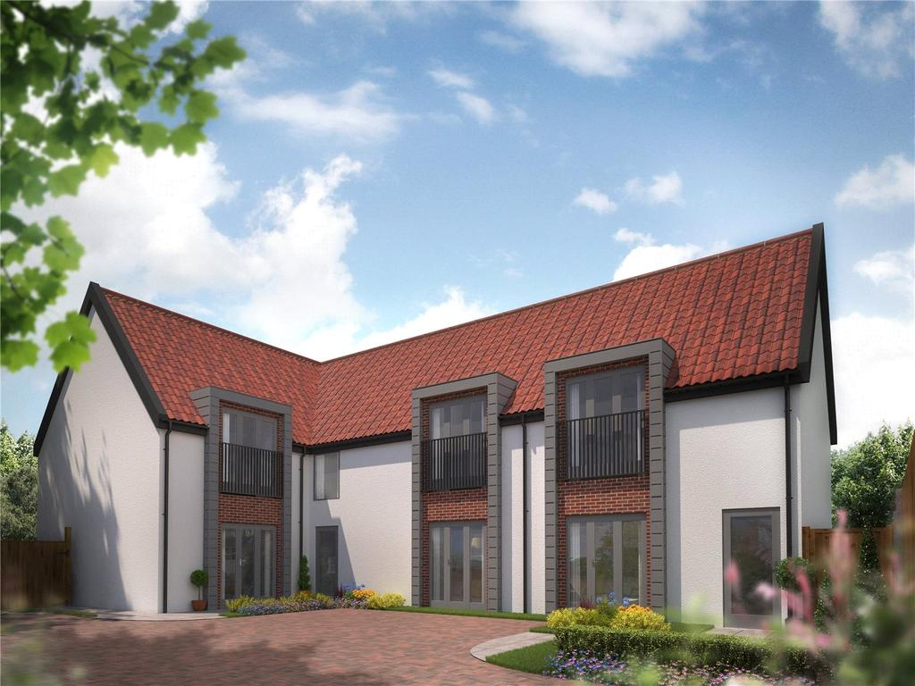 1 Bedroom Flat for sale in Plot 8 Victoria Grove, 119 Plumstead Road, Norwich, NR1