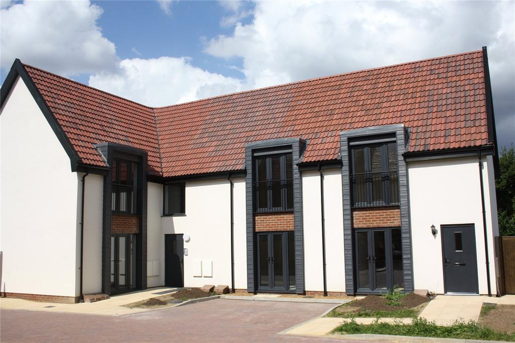 1 Bedroom Flat for sale in Plot 9 Victoria Grove, 119 Plumstead Road, Norwich, NR1