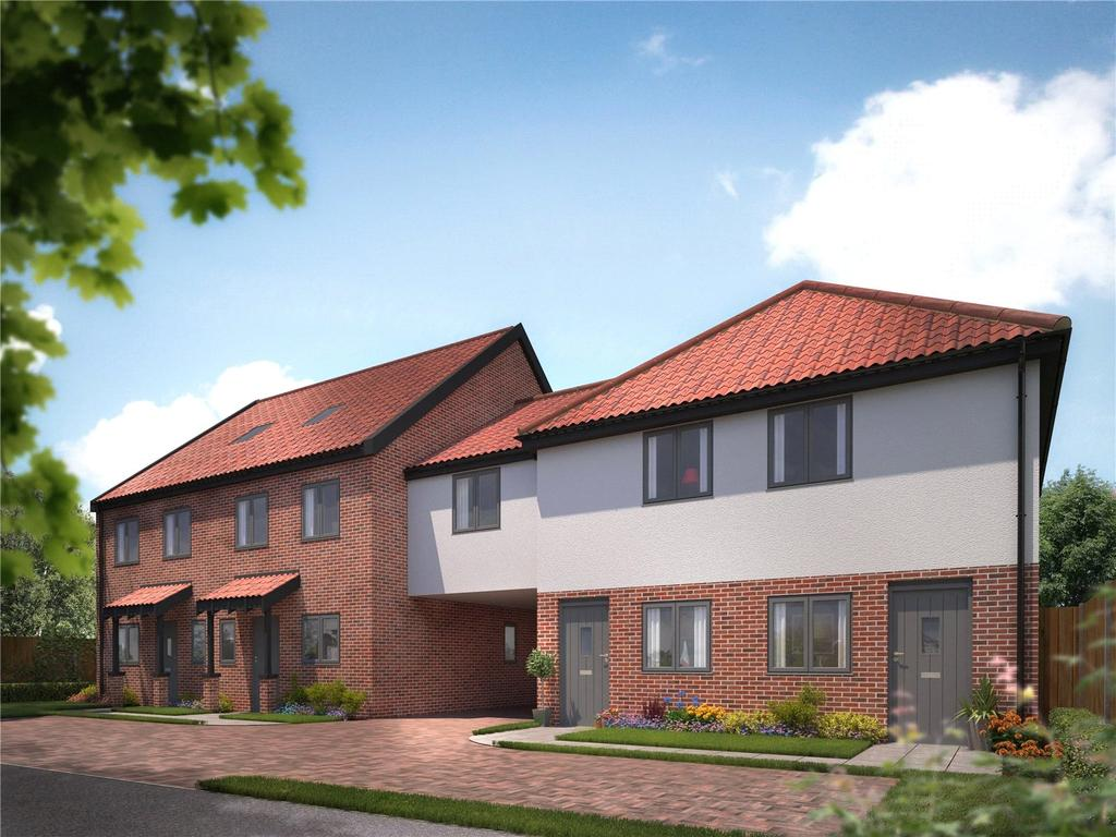 1 Bedroom Flat for sale in Plot 3 Victoria Grove, 119 Plumstead Road, Norwich, NR1