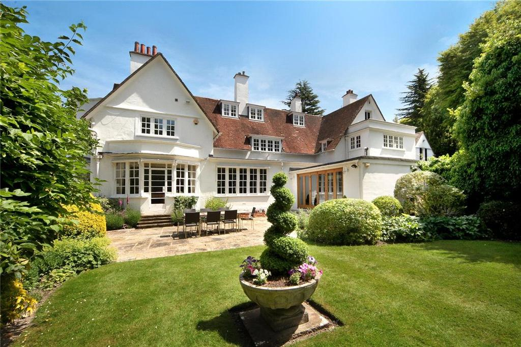 5 Bedrooms Semi Detached House for sale in Wendover Road, Butlers Cross, Buckinghamshire, HP17