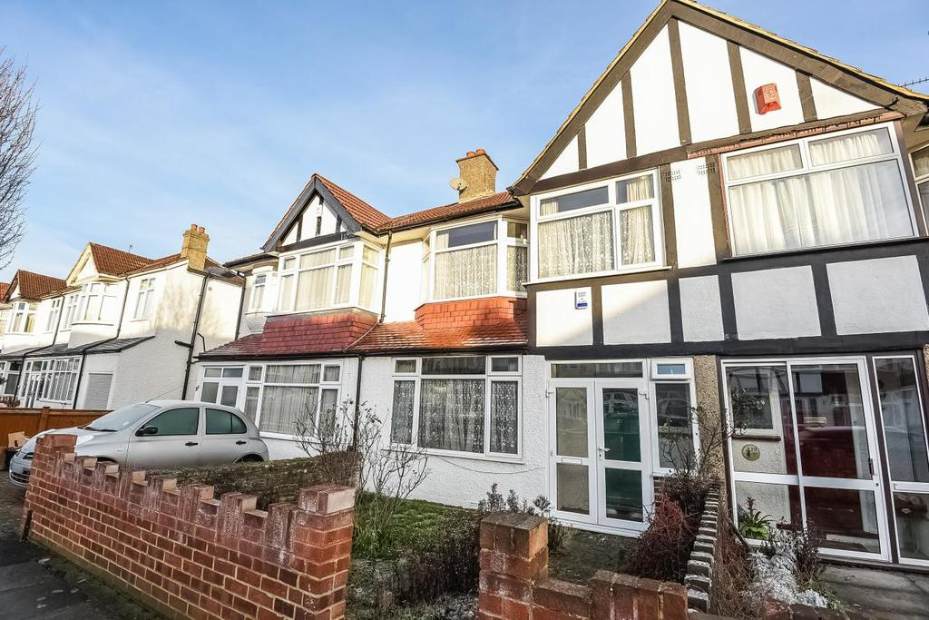 3 Bedrooms Terraced House for sale in Glanville Road, Bromley, BR2