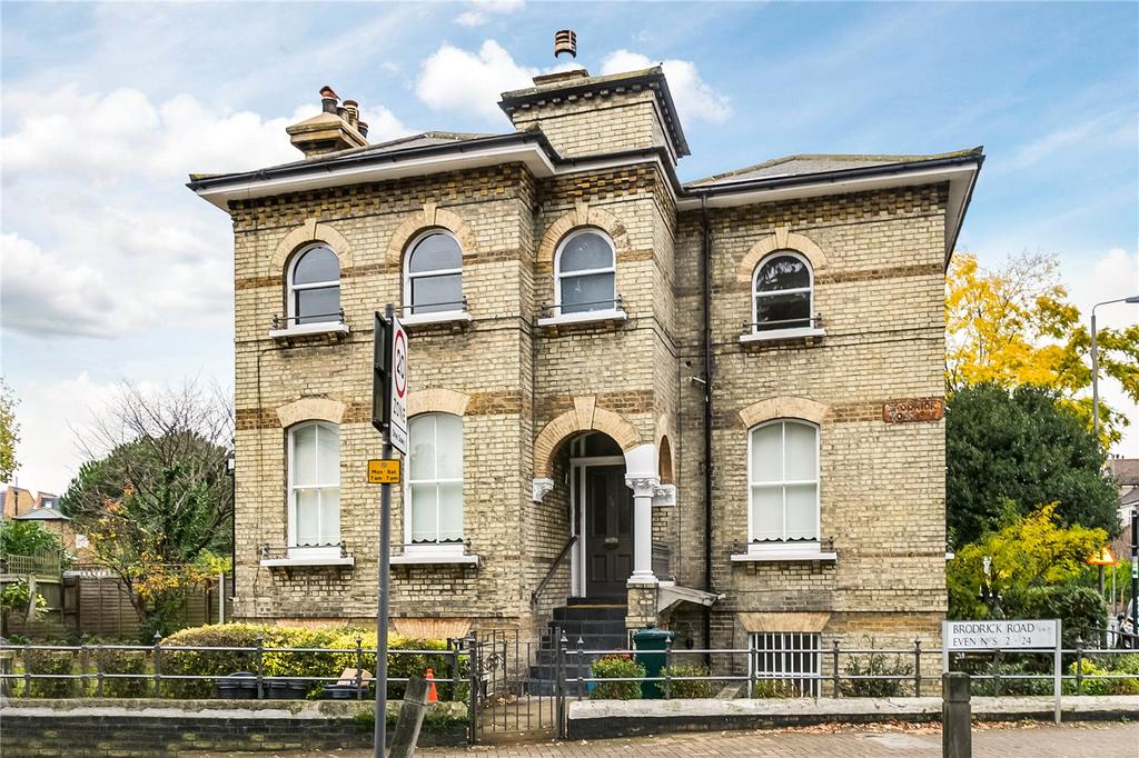 5 Bedrooms Semi Detached House for sale in St. James's Drive, Wandsworth Common, London