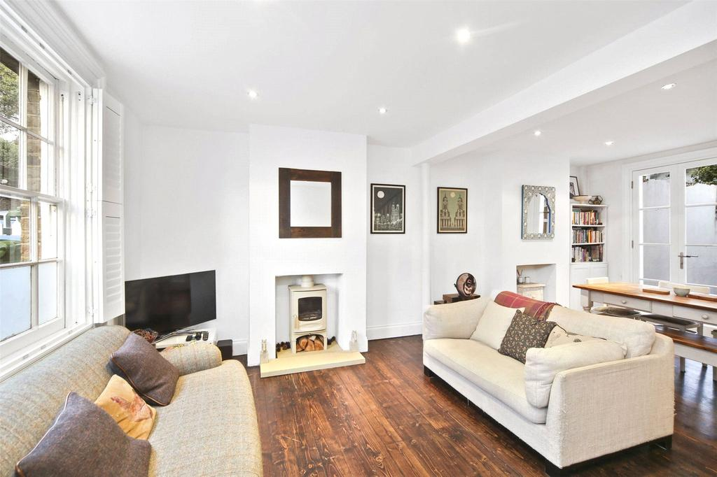 2 Bedrooms Terraced House for sale in Maidenstone Hill, Greenwich, London
