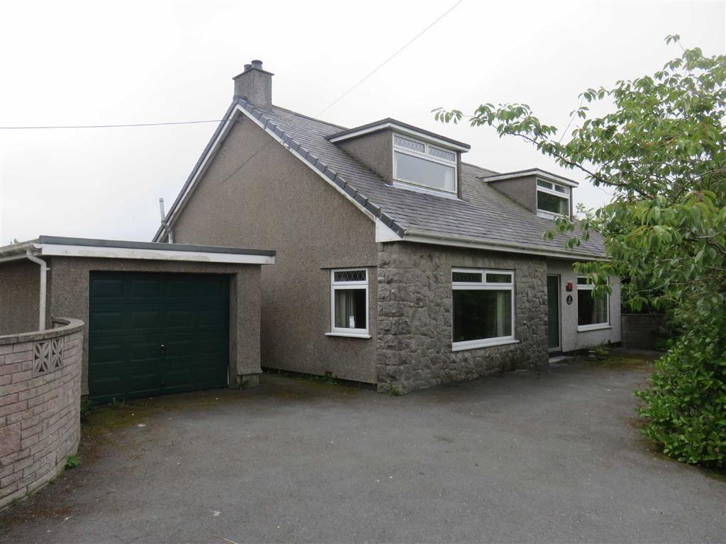 4 Bedrooms Detached House for sale in Pen Y Sarn, Amlwch, Isle Of Angelsey