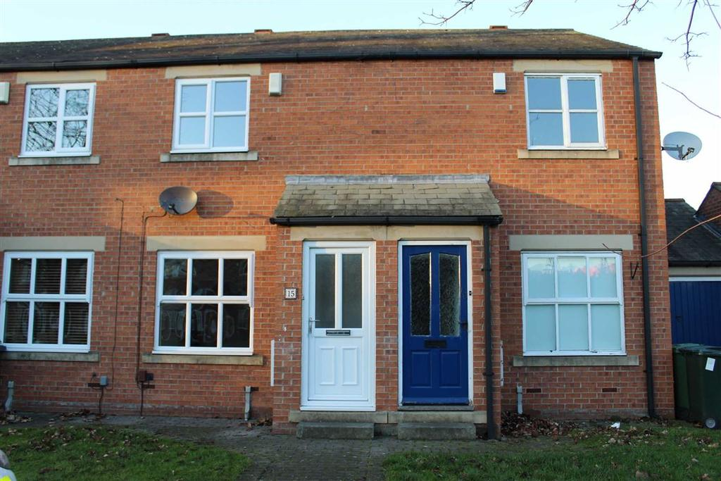 2 Bedrooms Terraced House for sale in The Copse, Blaydon-on-tyne, Tyne And Wear