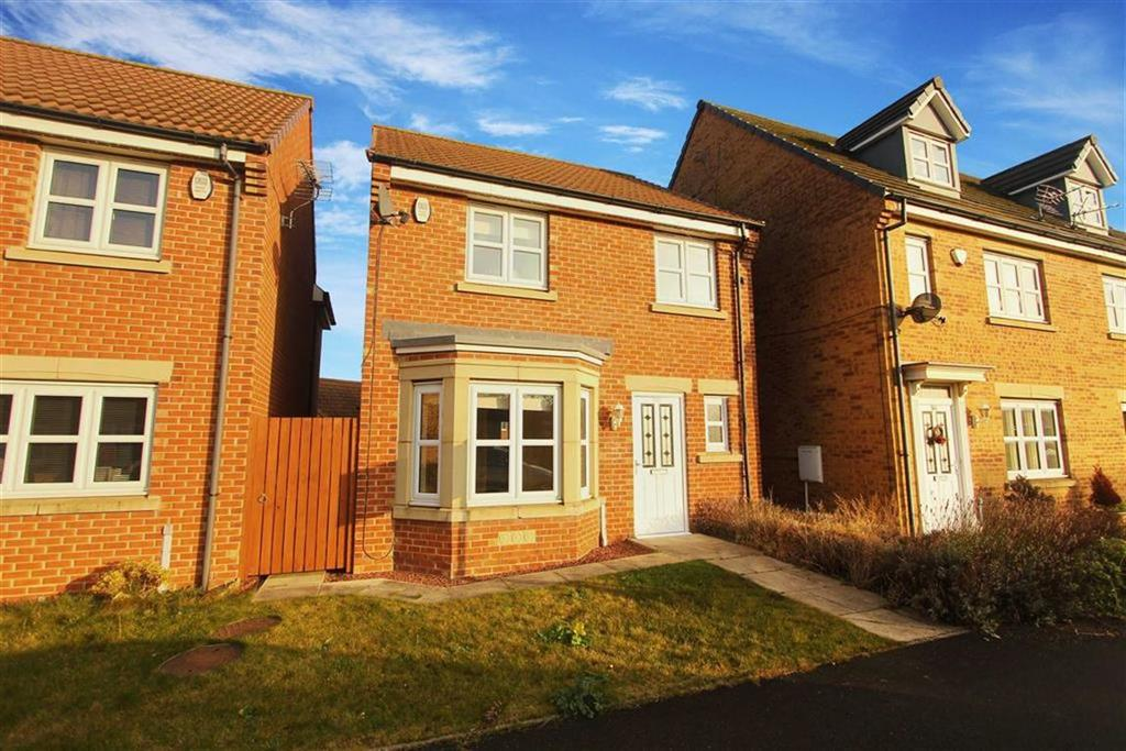 3 Bedrooms Detached House for sale in Dukesfield, Earsdon View, Tyne And Wear