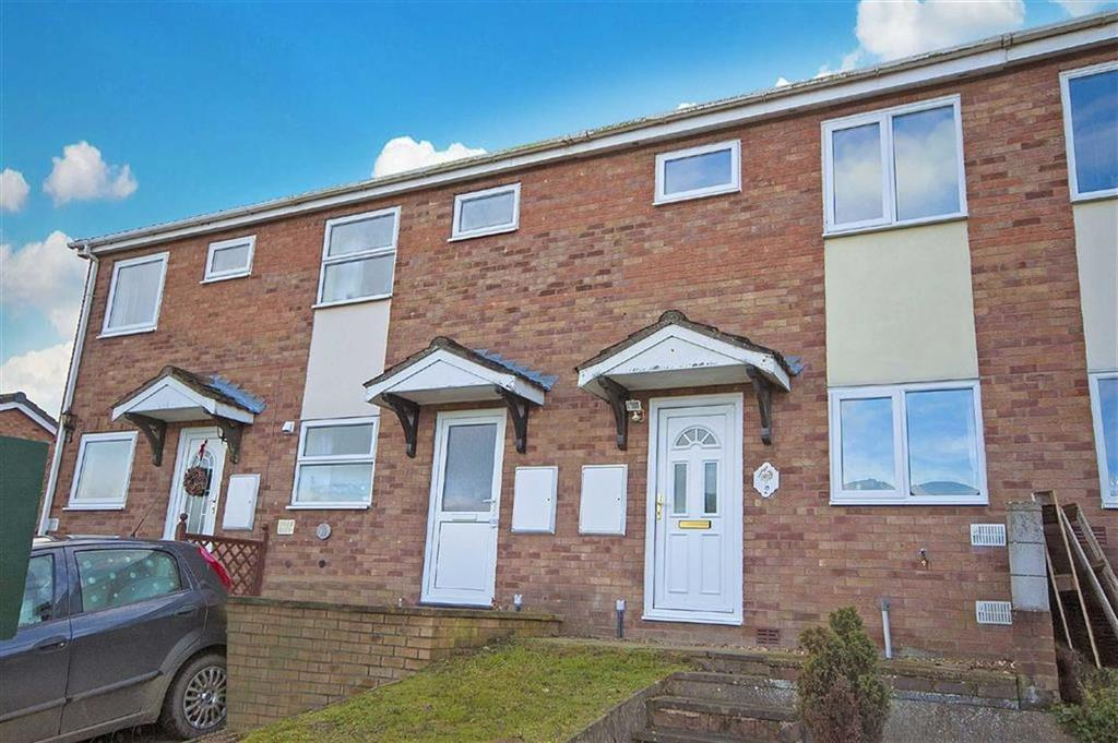 2 Bedrooms Terraced House for sale in Cherry Arbor, Cressage, Shrewsbury, Shropshire