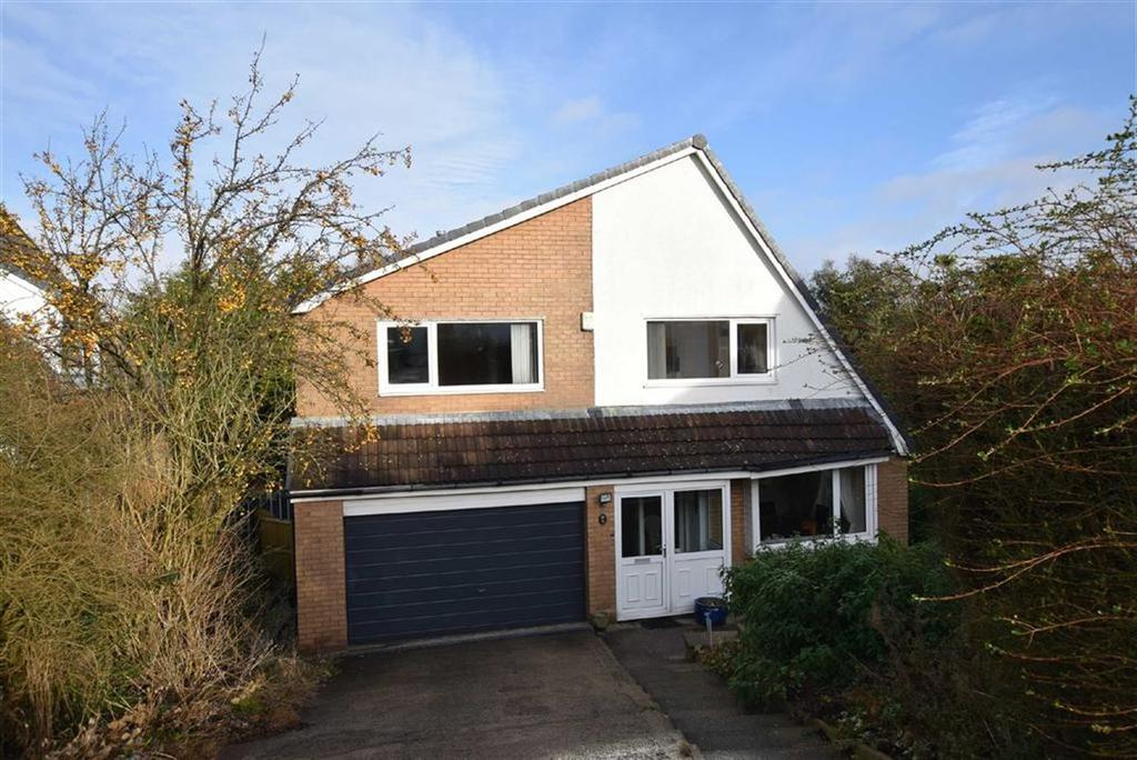 4 Bedrooms Detached House for sale in Howorth Close, Burnley, Lancashire