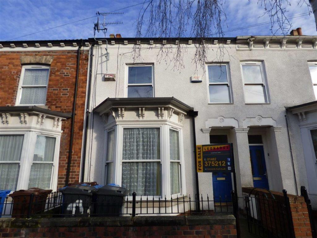 2 Bedrooms Terraced House for sale in Sandringham Street, Hull, East Yorkshire, HU3