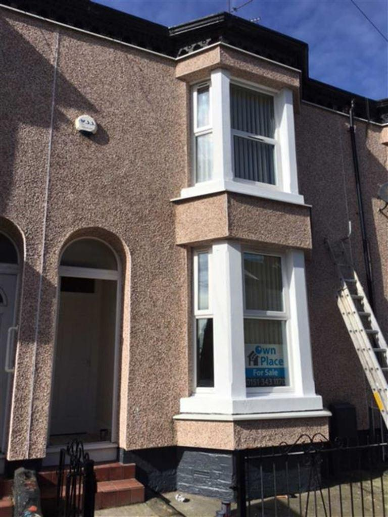 2 Bedrooms Terraced House for sale in Gray Street, Bootle, Merseyside