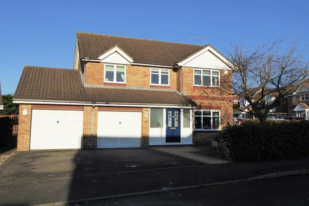 4 Bedrooms Detached House for sale in Quarterstone, Hunsbury Meadows, Northampton, NN4