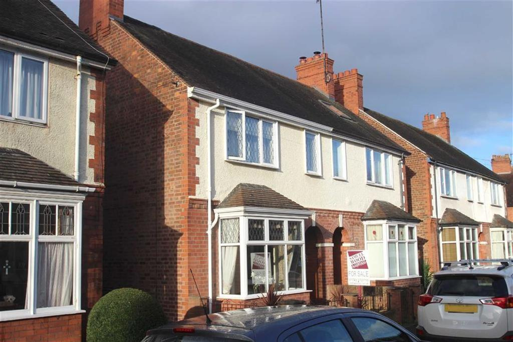 3 Bedrooms Semi Detached House for sale in Trinity Street, Belle Vue, Shrewsbury