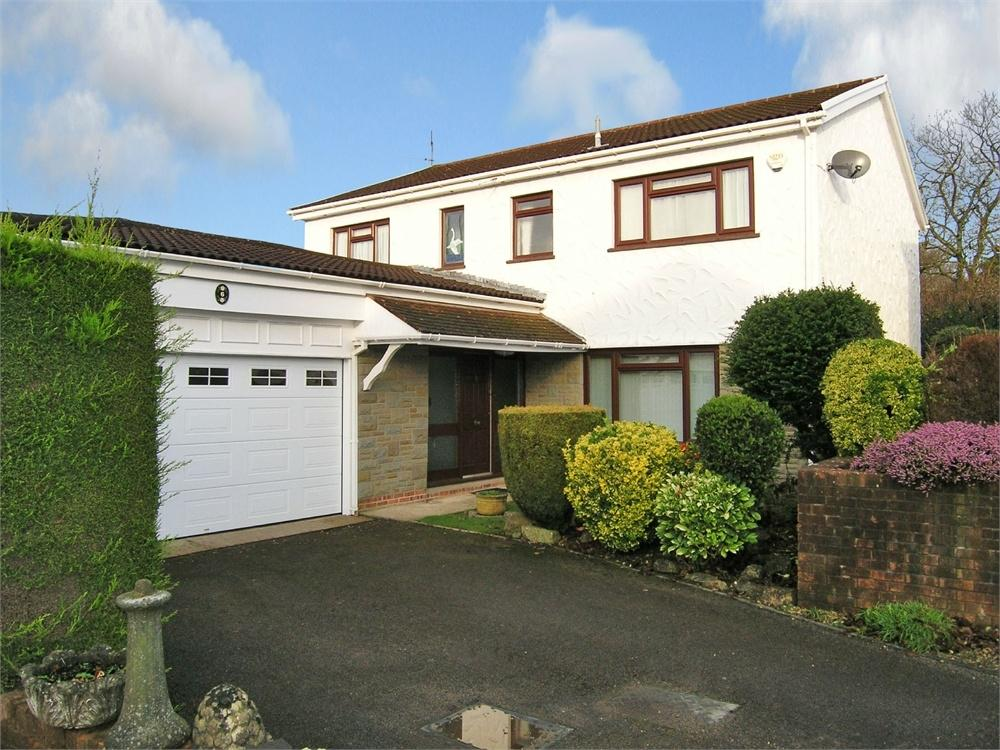 4 Bedrooms Detached House for sale in Rosewood Close, Lisvane, Cardiff