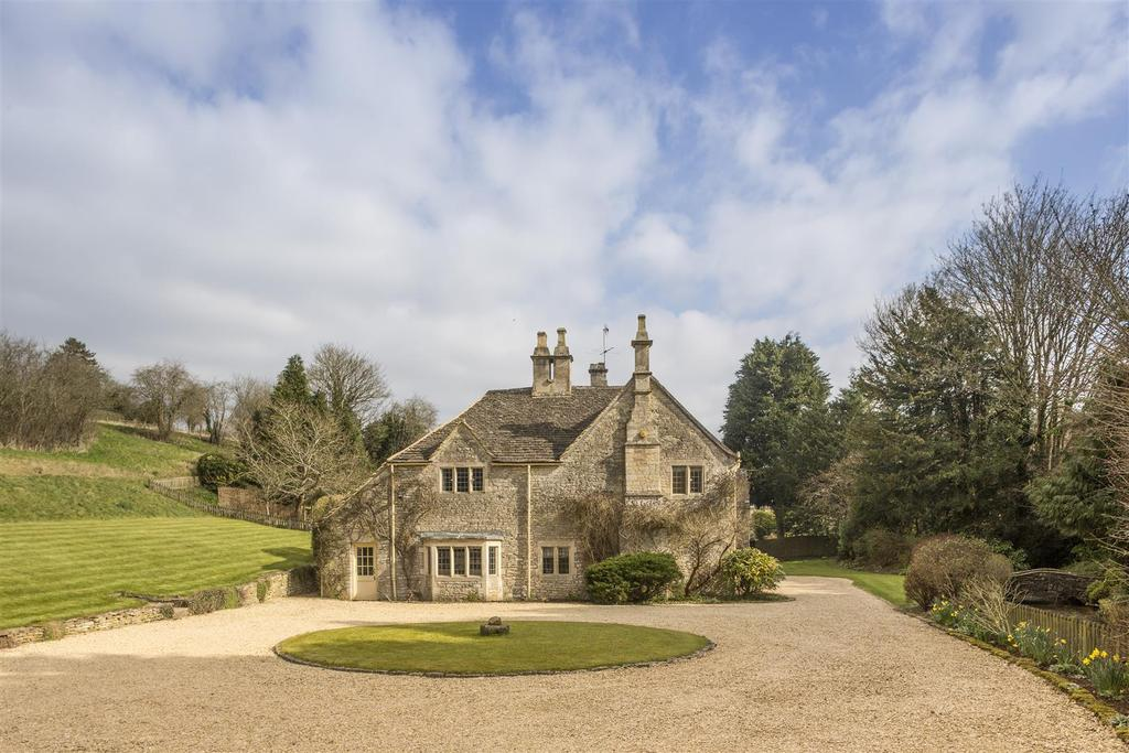 8 Bedrooms Country House Character Property for sale in Avening