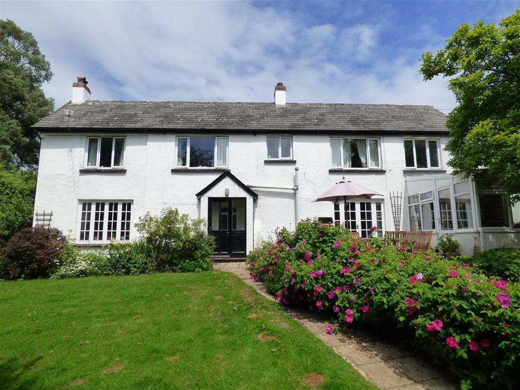 4 Bedrooms Detached House for sale in Whitnage, Tiverton, Devon, EX16