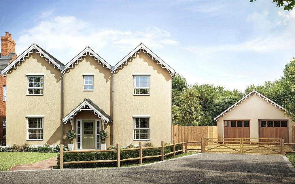 4 Bedrooms Detached House for sale in Sciviers Lane, Torbay Farm, Upham, Hampshire