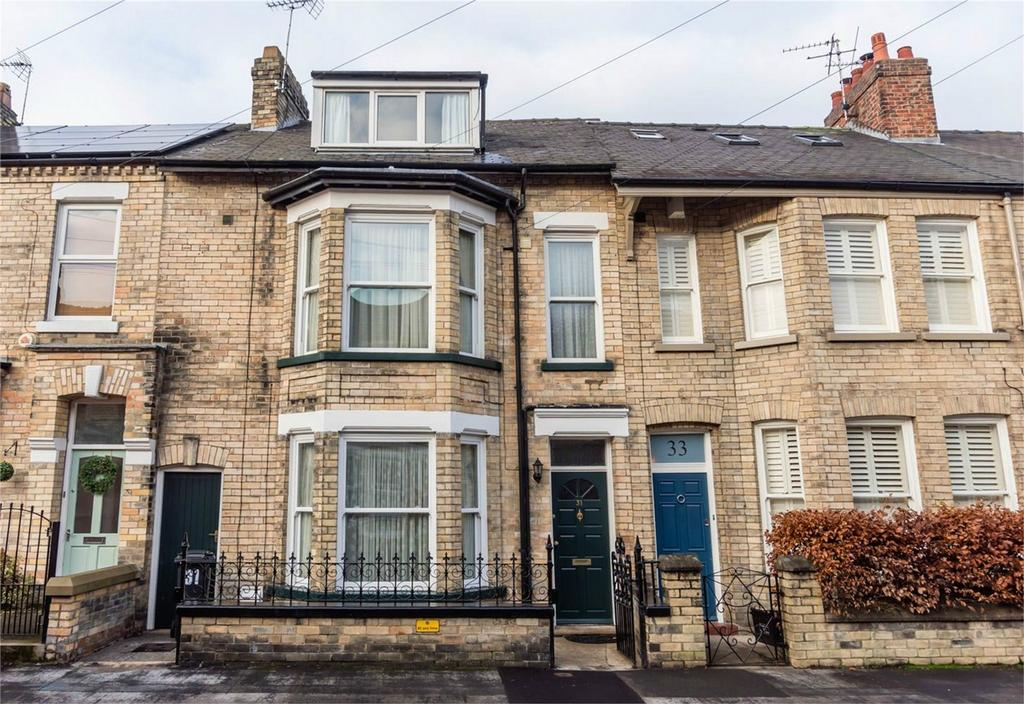 5 Bedrooms Terraced House for sale in St Olaves Road, YORK