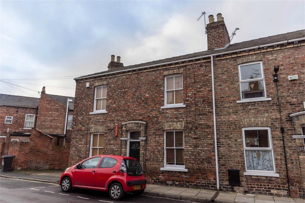 3 Bedrooms End Of Terrace House for sale in Warwick Street, Haxby Road, YORK