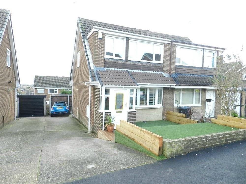 3 Bedrooms Semi Detached House for sale in Wharfedale Drive, Chapeltown, SHEFFIELD, South Yorkshire