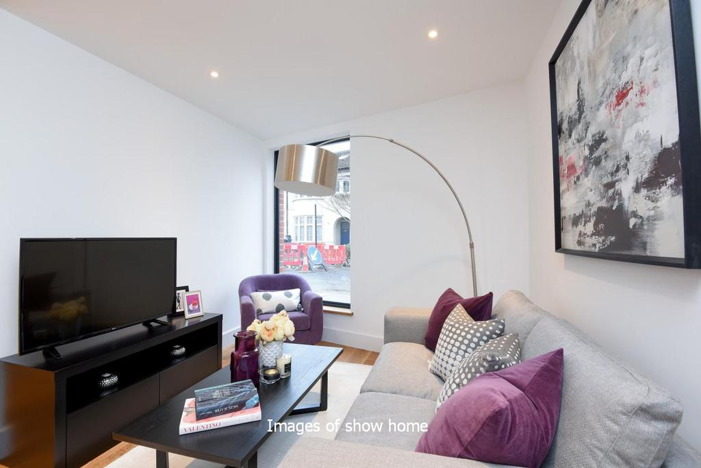 1 Bedroom Flat for sale in Larkhall Quarter, Edgeley Road, Clapham