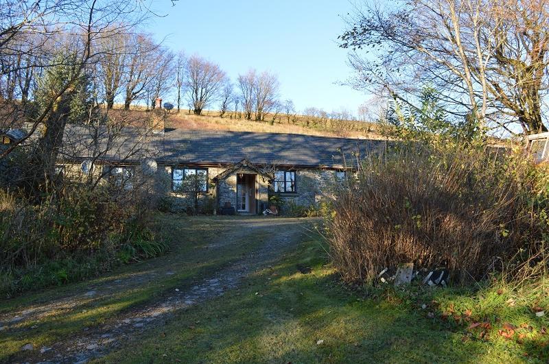 3 Bedrooms Land Commercial for sale in Graig , Llanddewi Brefi, Tregaron, Ceredigion. SY25 6PF