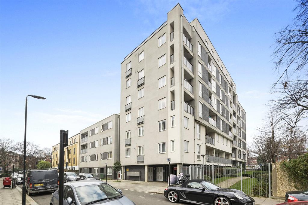 2 Bedrooms Flat for sale in Athlone Street, London, NW5