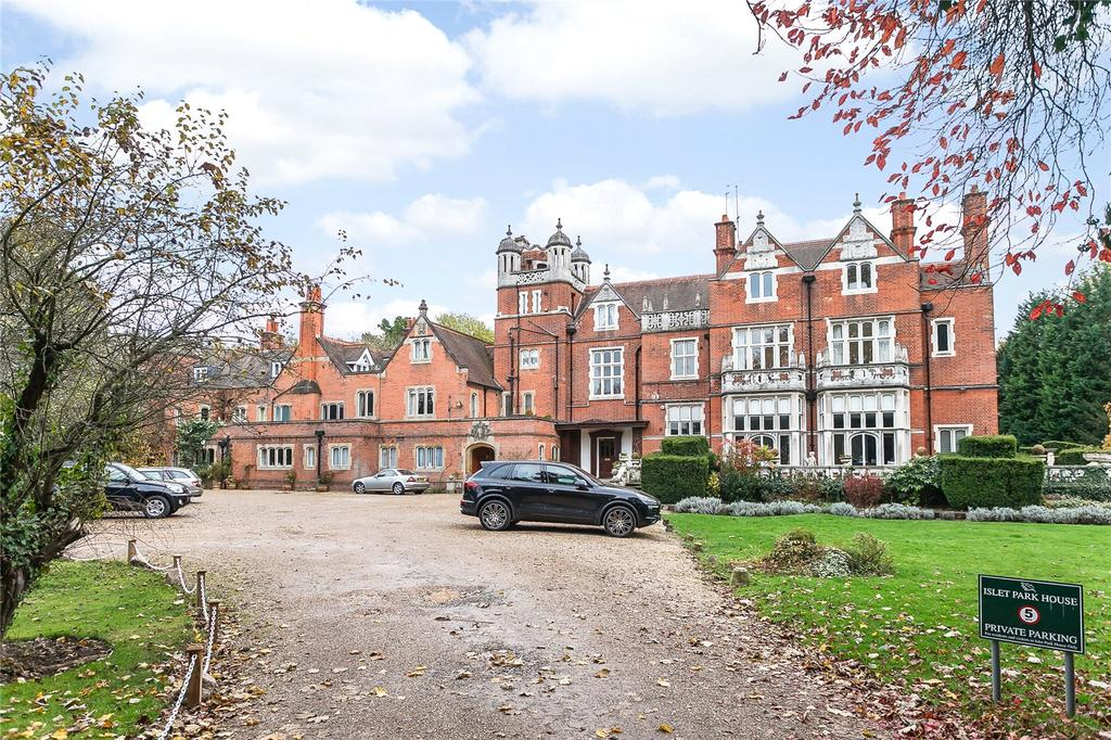 3 Bedrooms Flat for sale in Islet Park House, Islet Park, Maidenhead, Berkshire, SL6