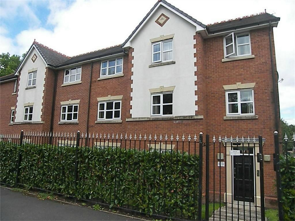 2 Bedrooms Flat for sale in 3 Benchill Road,, Wythenshawe, MANCHESTER
