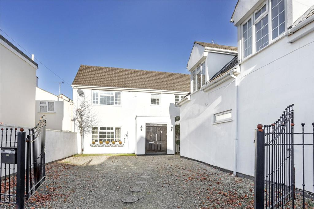 4 Bedrooms Mews House for sale in Tryes Road, Cheltenham, Gloucestershire, GL50