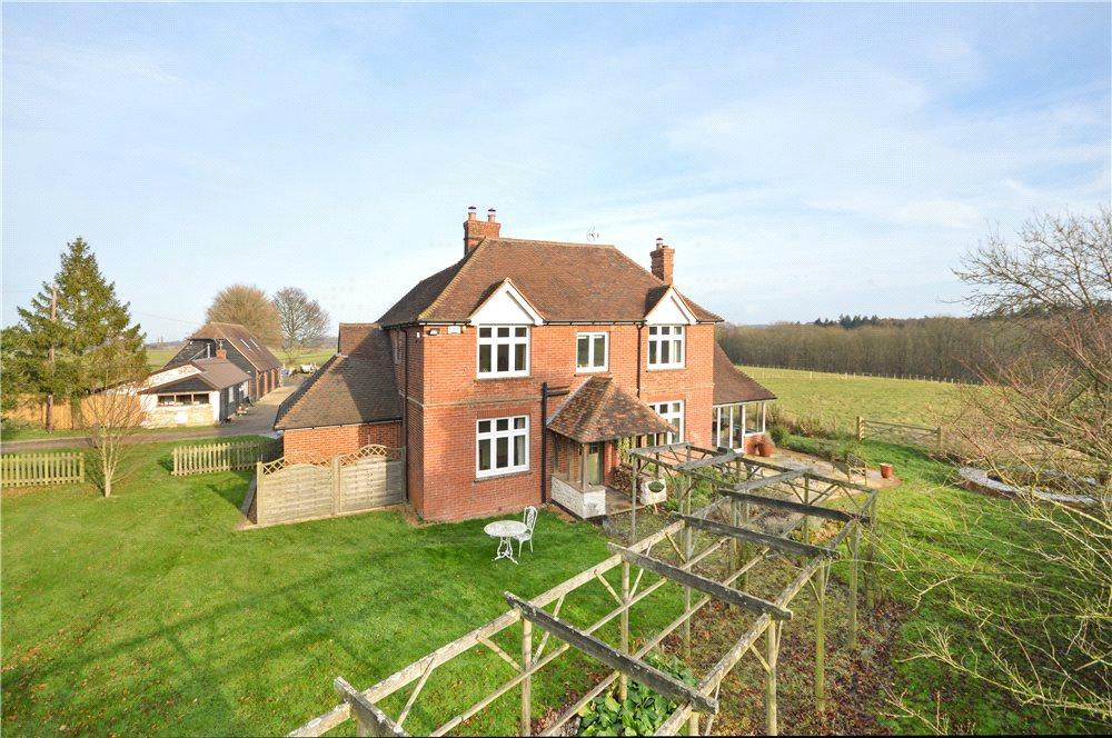 5 Bedrooms Equestrian Facility Character Property for sale in Badlesmere Lees, Faversham, Kent