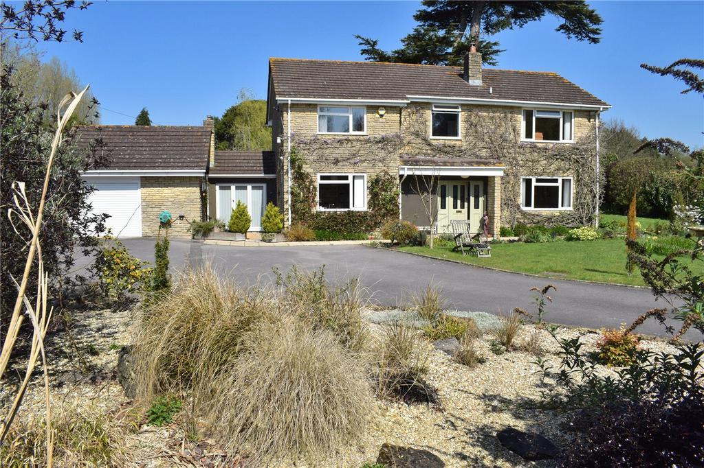 4 Bedrooms Detached House for sale in Melplash, Bridport, Dorset