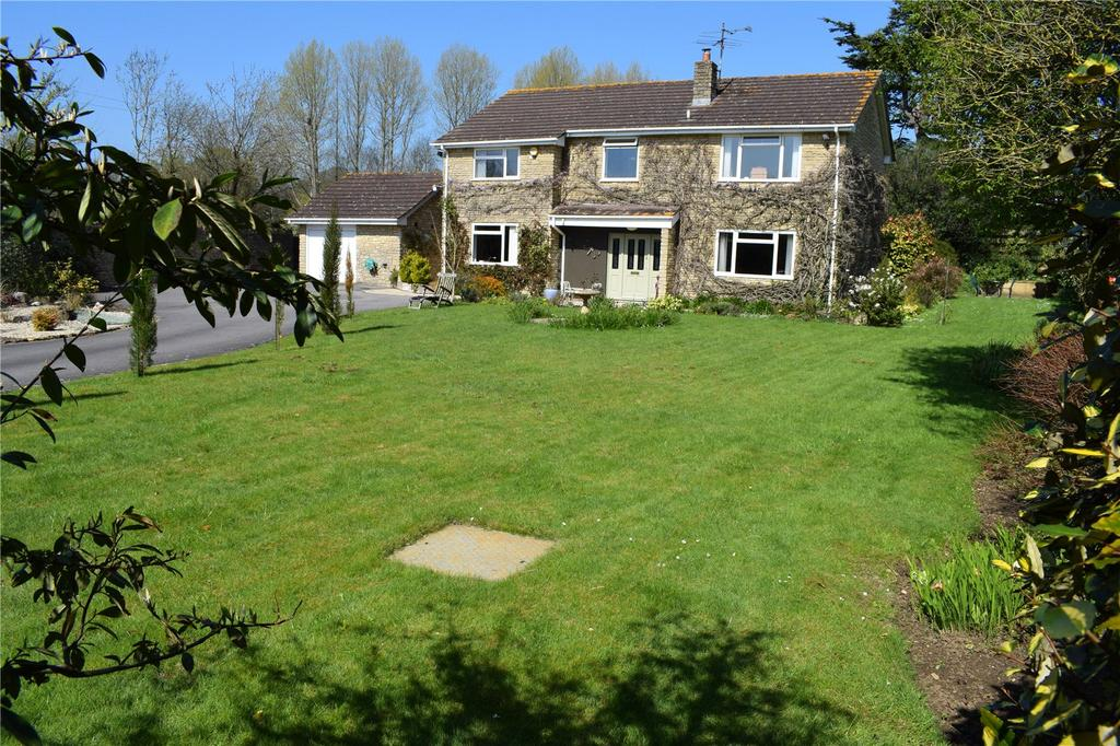 4 Bedrooms Detached House for sale in Melplash, Bridport, Dorset