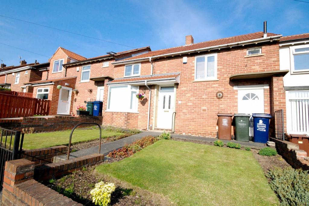 3 Bedrooms Terraced House for sale in Ashbrooke Street, Kenton