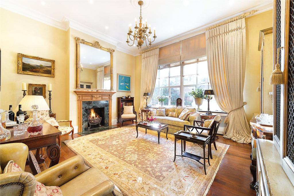 4 Bedrooms Terraced House for sale in Yeomans Row, Knightsbridge,, London, SW3