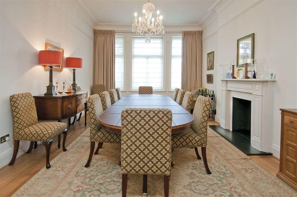 4 Bedrooms Apartment Flat for sale in North Gate, Prince Albert Road, St Johns Wood, London, NW8