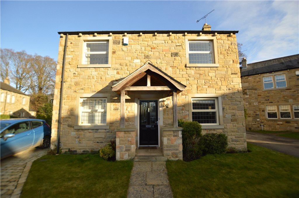 4 Bedrooms Detached House for sale in Sedgegarth, Thorner, Leeds, West Yorkshire