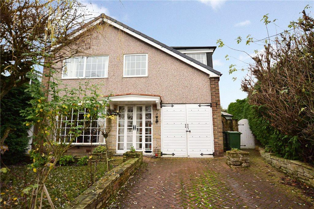 4 Bedrooms Detached House for sale in Rye Garth, Wetherby, West Yorkshire