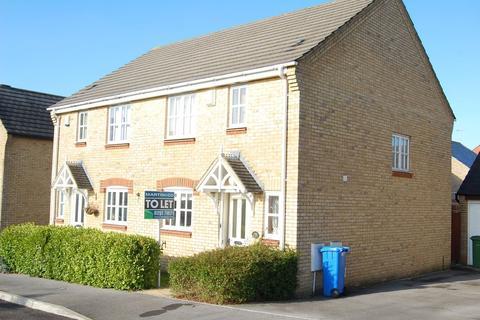 3 bedroom semi-detached house to rent - Hamworthy, Poole