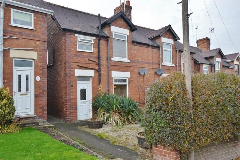 3 Bedrooms Terraced House for sale in Park View Terrace, Rugeley