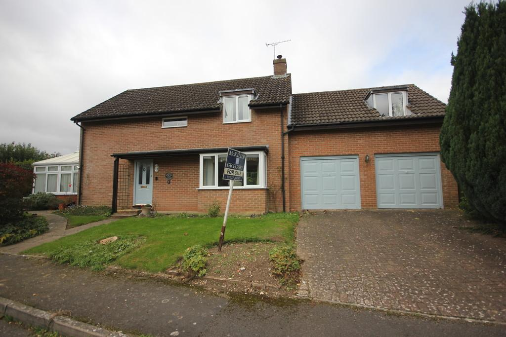 4 Bedrooms Detached House for sale in DAVID'S GARDEN, PITTON, SALISBURY, WILTSHIRE SP5 1ER