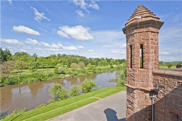 3 Bedrooms House for sale in 9 Fort Pendlestone, Telford Road, Bridgnorth, Shropshire
