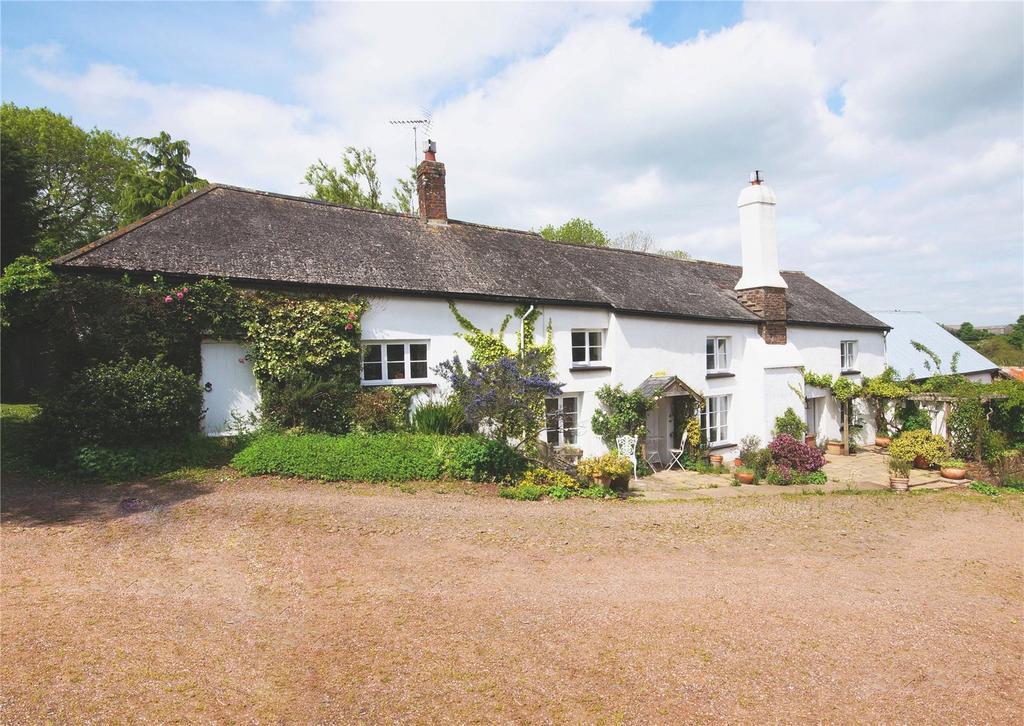 4 Bedrooms House for sale in Burrington, Umberleigh, Devon, EX37