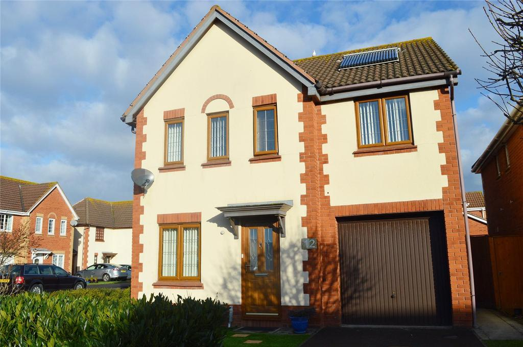 4 Bedrooms House for sale in Olivier Close, Burnham-on-Sea, Somerset, TA8