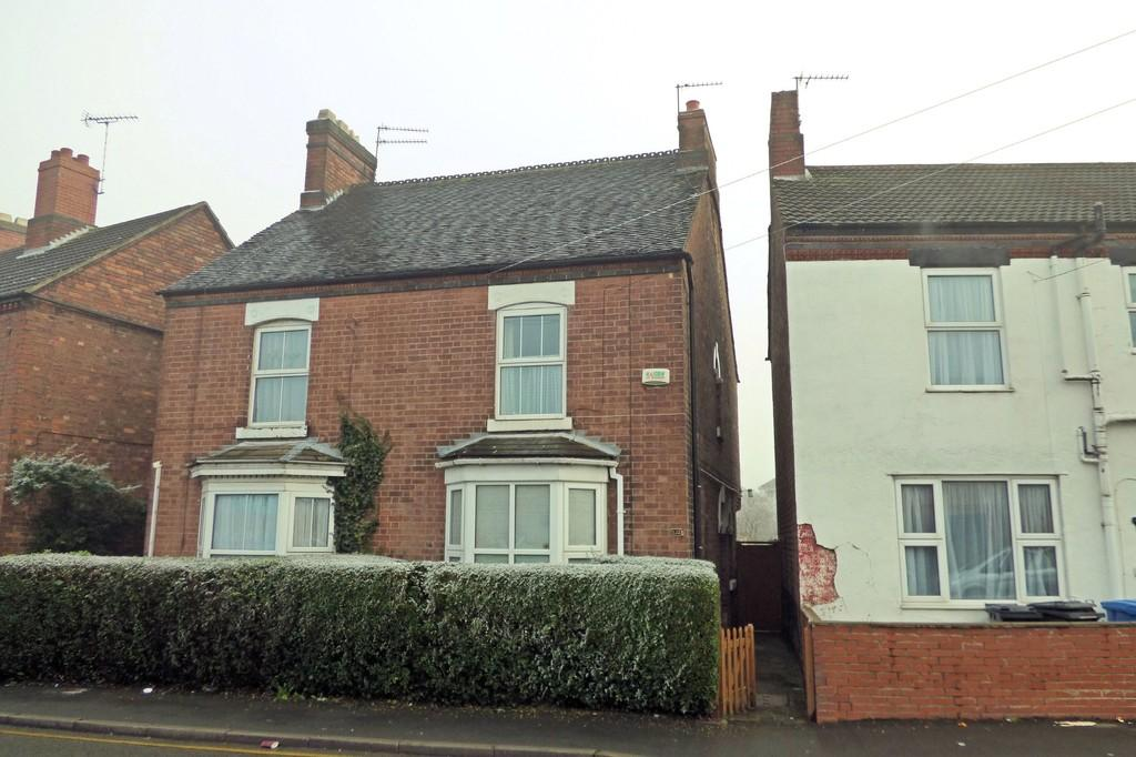 2 Bedrooms Semi Detached House for sale in Victoria Crescent, Burton-on-Trent