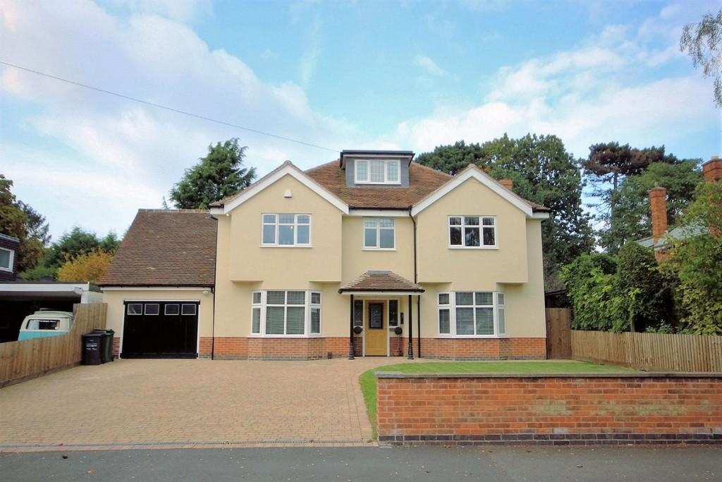 5 Bedrooms Detached House for sale in Westfield Drive, Loughborough