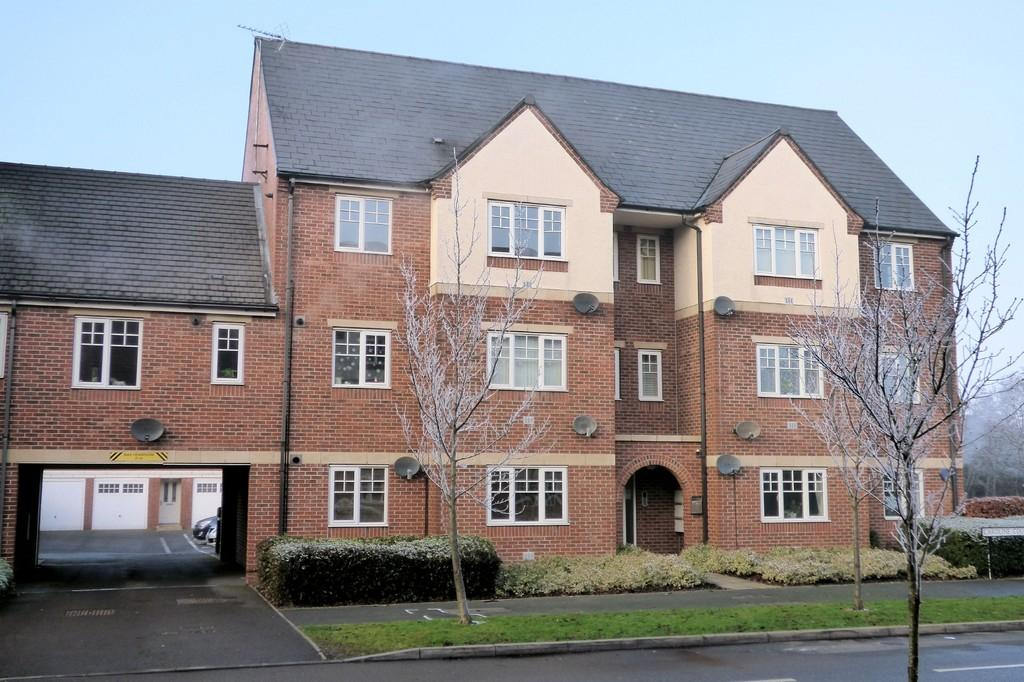 2 Bedrooms Ground Flat for sale in Caroline Court, Burton-on-Trent