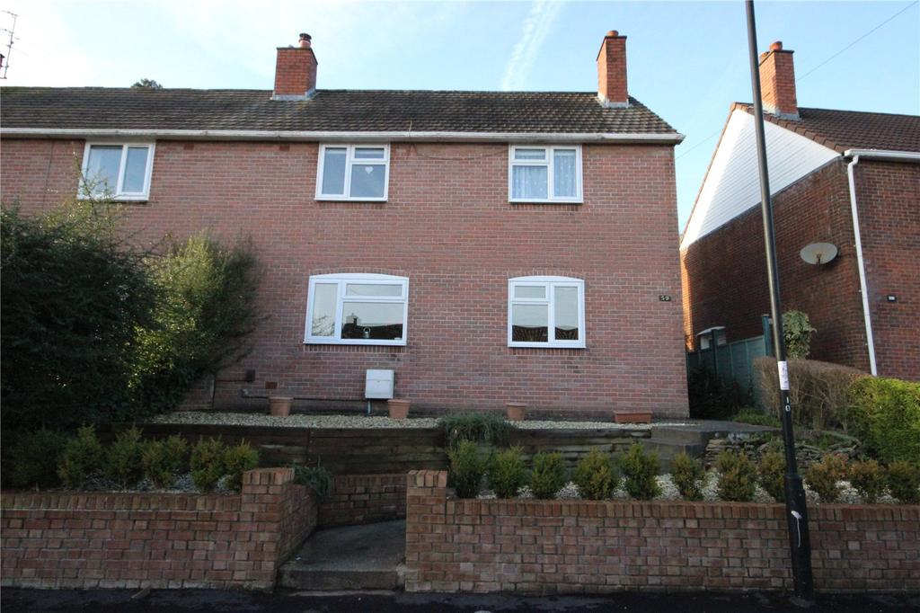 3 Bedrooms Semi Detached House for sale in Southwood Drive, Coombe Dingle, Bristol, BS9
