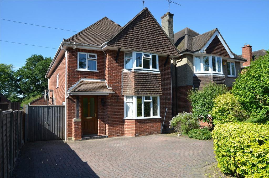 5 Bedrooms Detached House for sale in City Road, Tilehurst, Reading, Berkshire, RG31