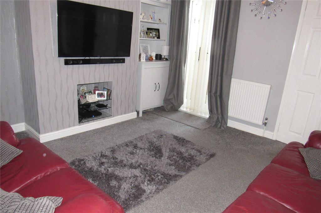 3 Bedrooms Terraced House for sale in Ridgeway Terrace, Warsop, Nottinghamshire, NG20